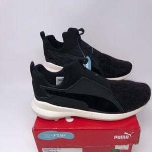 bf04a64eb72 Puma Shoes - Puma Rebel Mid VR Women Training Shoes Black